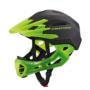 Шлем C-MANIAC FULL FACE CRATONI черно-зеленый